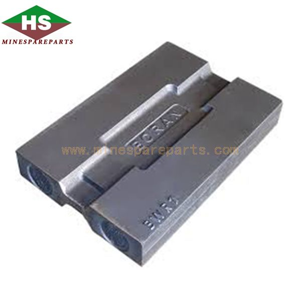 High chromium Blow Bar