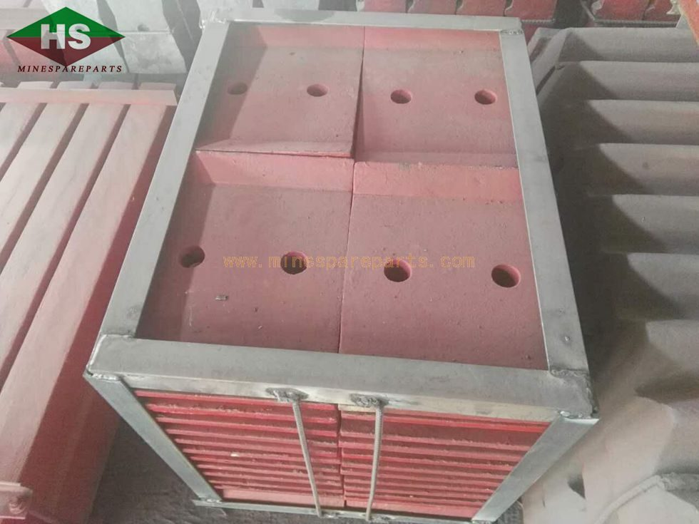 High Manganese Liner Plate