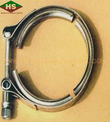 Hose clamp series