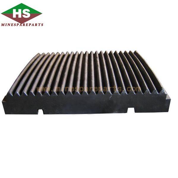 High manganese 13 Jaw Plate