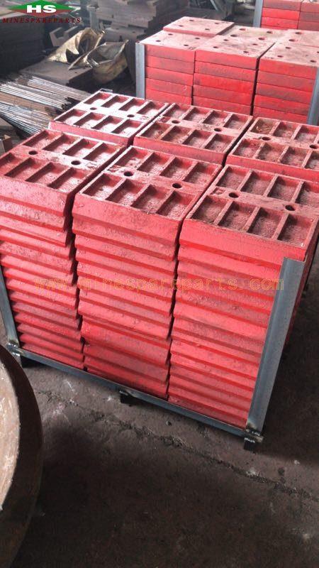 High manganese 16 Impact Plate